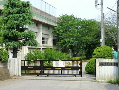 古和釜中学校