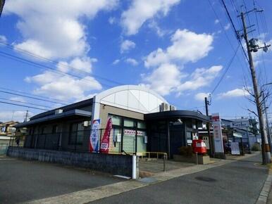 羽束師菱川郵便局