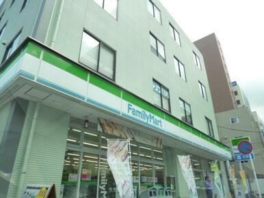 ファミリーマート新横浜店