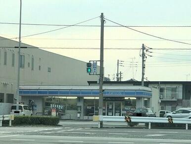 ローソン浜海道店