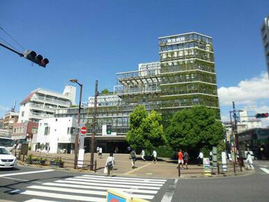 東京急行電鉄(株)東急病院