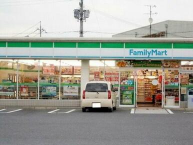 ファミリーマート湖南岩根店