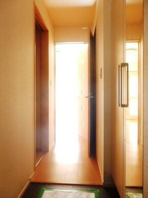 ★玄関です★