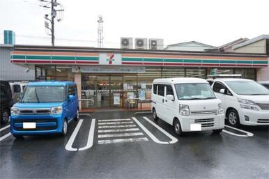 セブンイレブン 川口西青木3丁目店