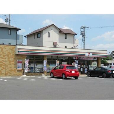 セブンイレブン東海市富木島山中店