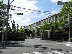 白鷺中学校