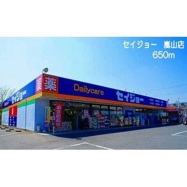 セイジョー 嵐山店