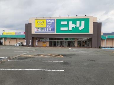 ニトリ山鹿店