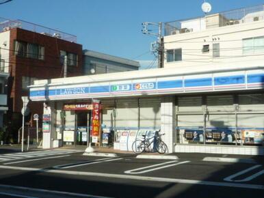 ローソン横浜戸部町3丁目店