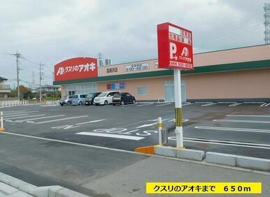 クスリのアオキ 高根沢店