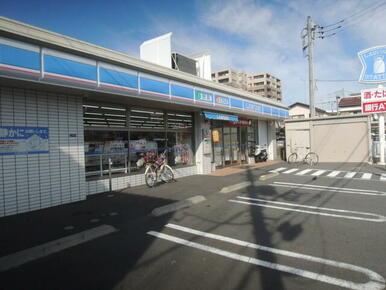 ローソン井田三舞町店