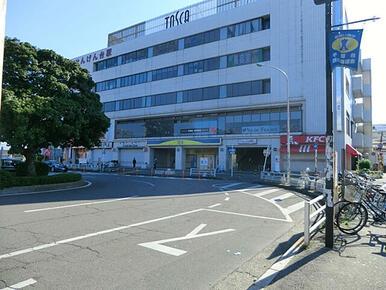 東武スカイツリーライン「せんげん台駅」