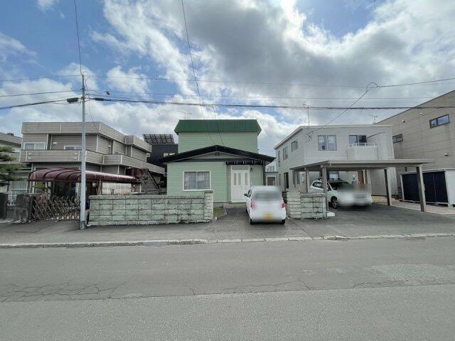 札幌市西区 西野七条7丁目 住宅用地