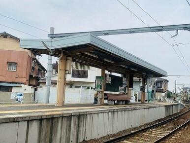 ことでん木太東口駅