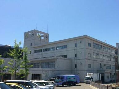 札幌市立厚別南中学校