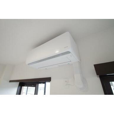 エアコンも有ります!