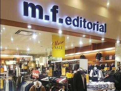 m.f.editorialゆめタウン徳島店