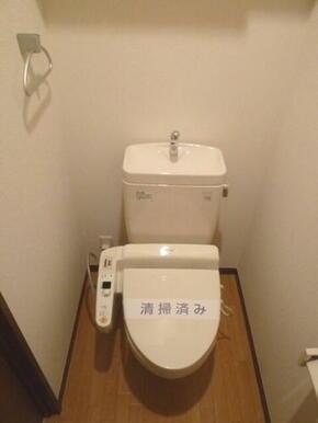 あると便利です!洗浄機能付便座♪