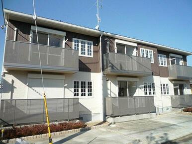 ◆外観◆ 積水ハウス施工賃貸住宅シャーメゾン♪