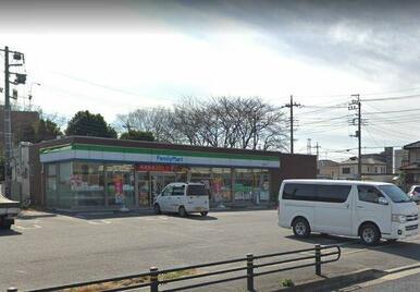 ◆周辺施設◆ ファミリーマート北柏台店まで徒歩10分(750m)♪