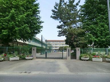 大砂土中学校