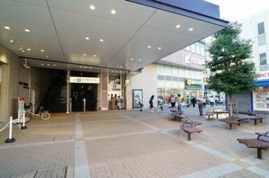 京王井の頭線「永福町」駅は急行停車駅です♪