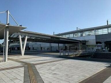 本庄早稲田駅