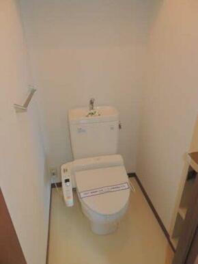 洗浄便座が自分だけの快適空間のお手伝いをします♪