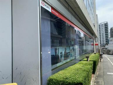 西京信用金庫東中野支店