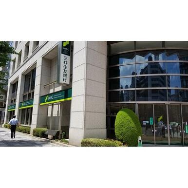 三井住友銀行京橋支店