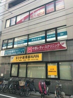 王子駅 皮膚科 シマダ皮膚科クリニック【粉瘤:イボ:シミ】