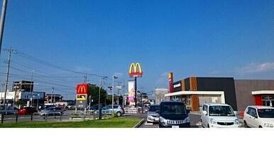 マクドナルド広瀬店