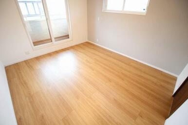 各居室6帖以上+収納付き!お部屋を広く使えます♪