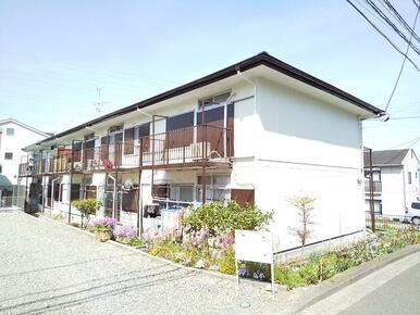 横浜線「鴨居」駅徒歩11分の立地★2021年3月外壁工事致しました!