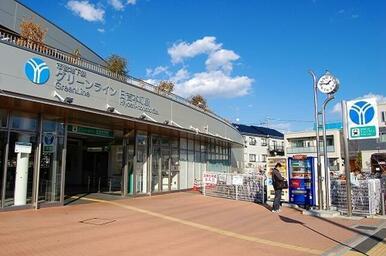日吉本町駅