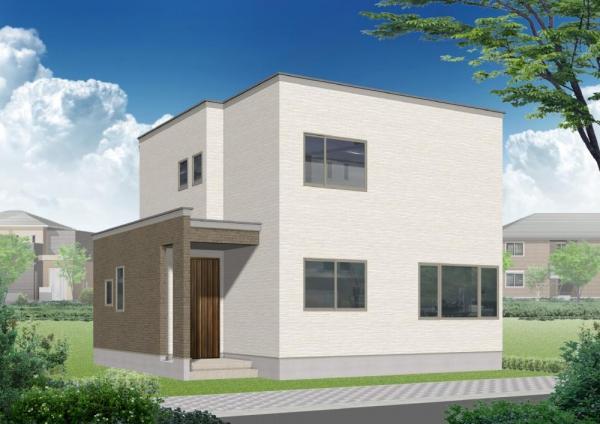 恵み野南2丁目  新築建売住宅   4LDK