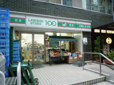 ローソンストア100文京白山1丁目店