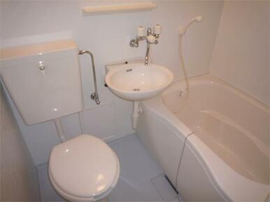 清潔な浴室です☆