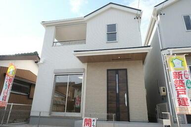 豊田市高美町の新築分譲住宅です!