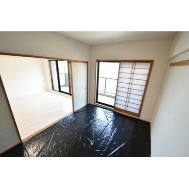 6帖和室は客間に、寝室に、お昼寝スペースにも良いですね