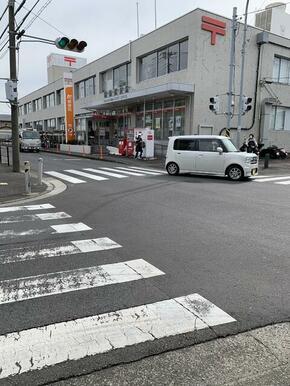 綱島郵便局