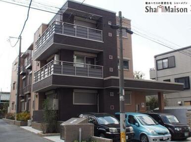中原区井田中ノ町1LDK・2LDK賃貸マンション(積水ハウスのシャーメゾン)♪♪