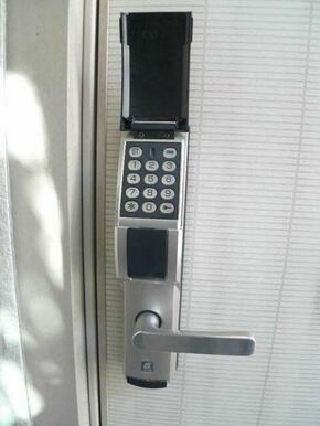 ■玄関デジタルロック