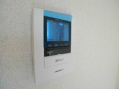 ■カラーTVモニターホン