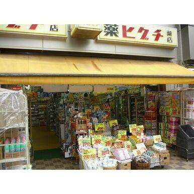 薬ヒグチ千駄木店