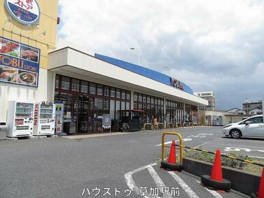 東武ストア草加中根店