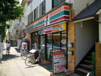 セブンイレブン川崎下沼部店