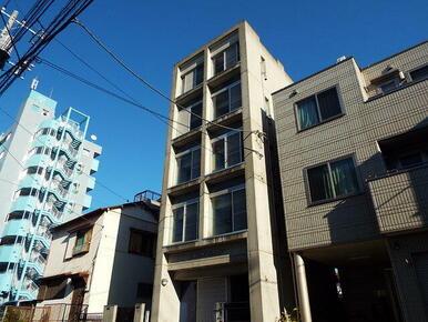 ★全室角部屋コンクリート打ち放しマンション★