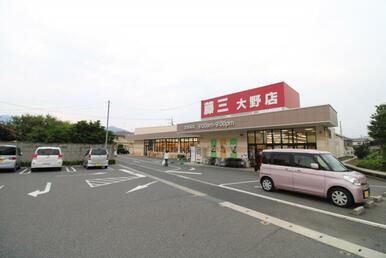 ◆藤三大野店