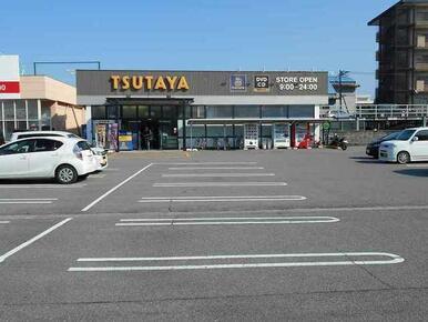 TSUTAYAフジグラン店様